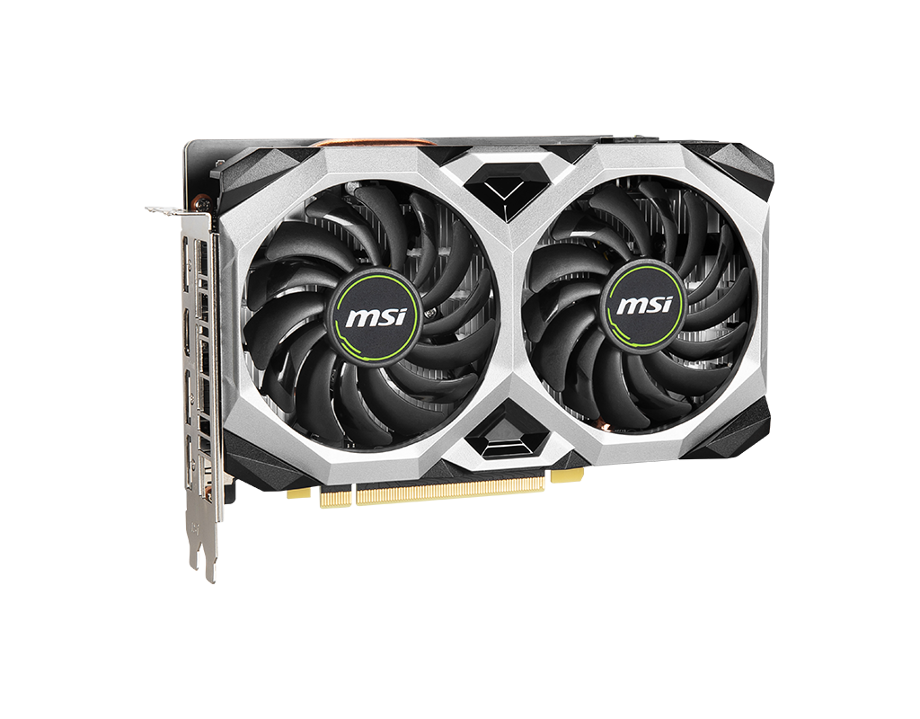 CARD VGA MSI GTX1660 SUPER VENTUS XS OC 6GB/DDR6/192BIT