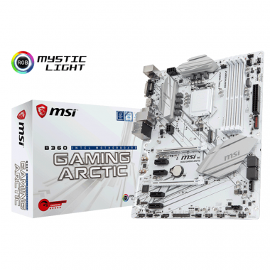Mainboard Msi B360 Gaming Arctic