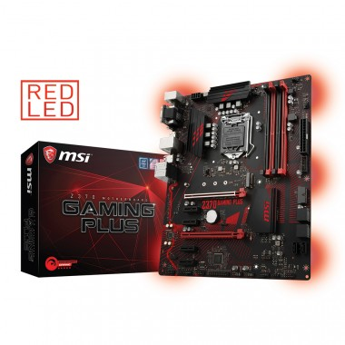 Mainboard Msi Z370 GAMING PLUS