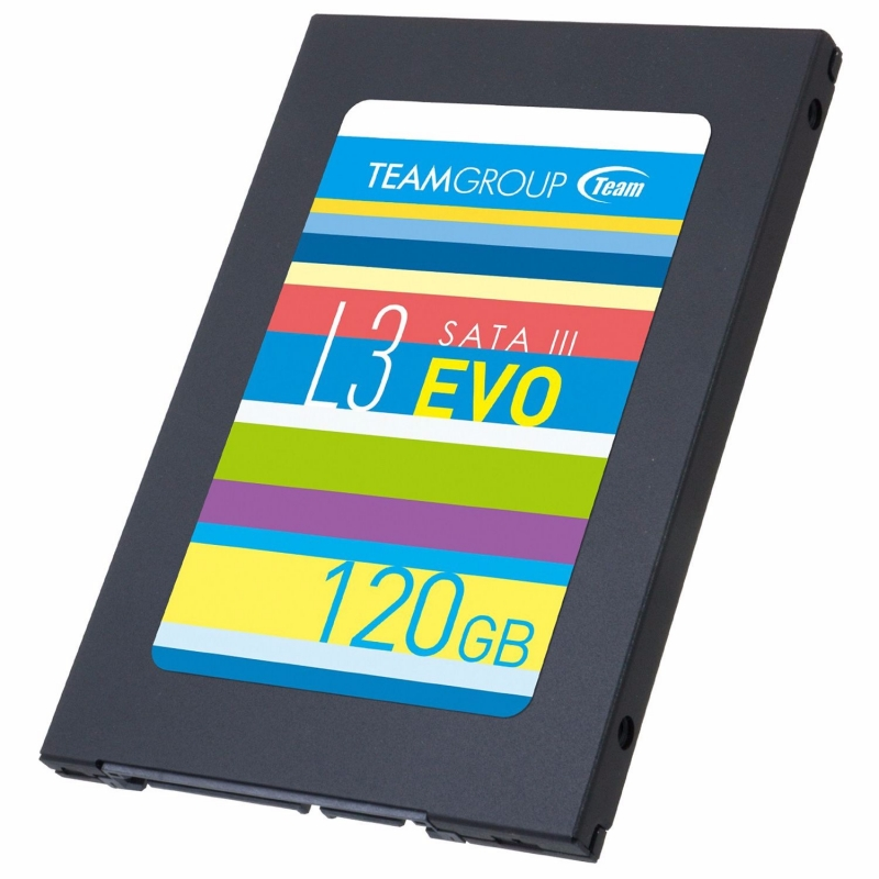 SSD TEAM 120GB 2.5'' L3 EVO