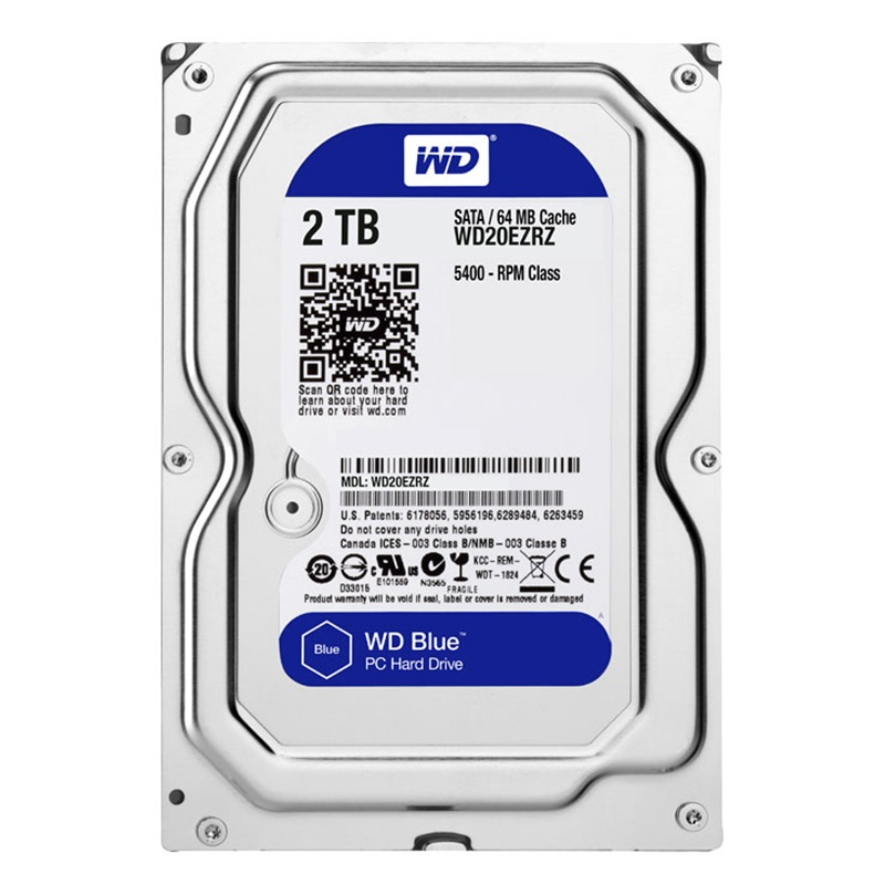 Ổ CỨNG HDD WD 2TB BLUE