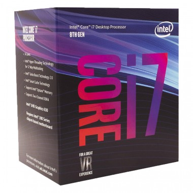 CPU CORE I7-8700 ( 3.2GHZ )  BOX