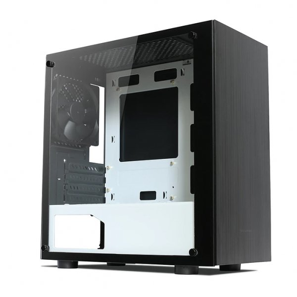CASE TACWARE NEXUS M - BLACK/WHITE