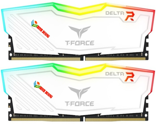 RAM TEAM DDR4 T-FORCE DELTA 16GB/3000 (8GBX2) LED RGB