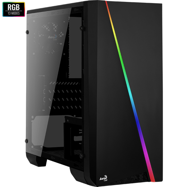 CASE AEROCOOL CYLON MINI LED RGB ( MICA )
