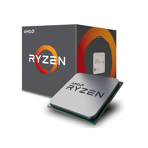CPU AMD RYZEN 5-2600X ( 3.6GHZ TORBO 4.2 ) SOKET AM4