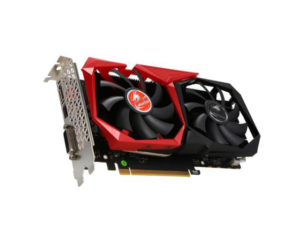 CARD VGA COLOFUL GTX1050TI NB 4GB