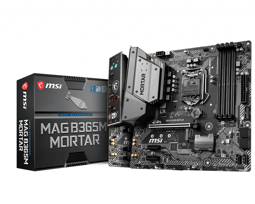 MAINBOARD MSI B365 MORTAR