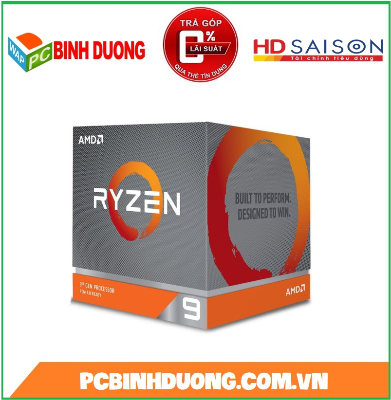 CPU AMD RYZEN 9-3950X ( 3.5GHz TURBO 4.7Hz ) SOKET AM4
