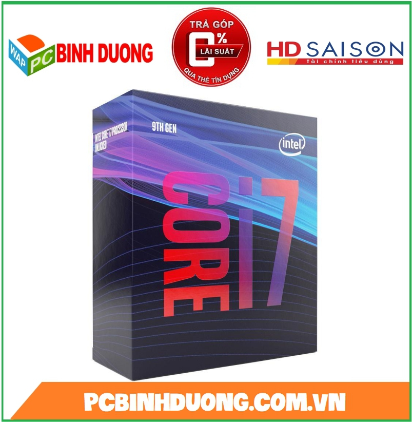 CPU INTEL Core i7-9700 3.0GHz up to 4.70 GHz, 12MB) - 1151-V2