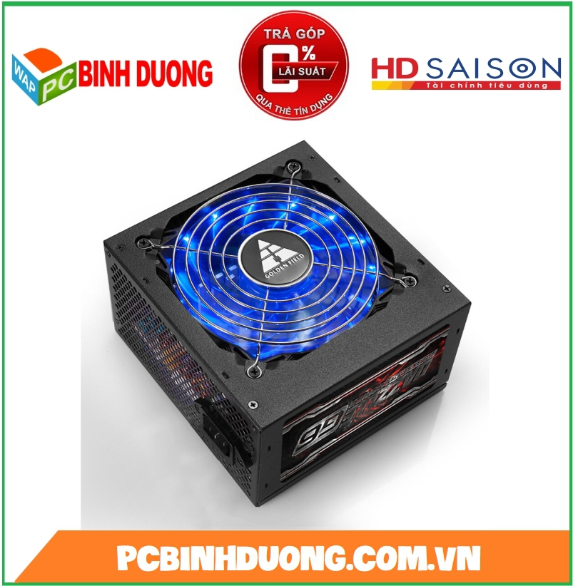 Nguồn Golden Field 600ALP 600W 80 Plus White