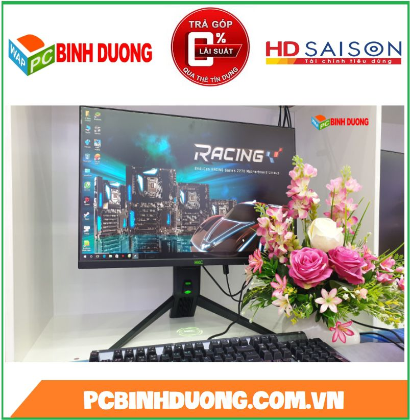 MAN HINH HKC 25'' M25G6F2 (240HZ) FULL VIEN - FULL HD GAMING