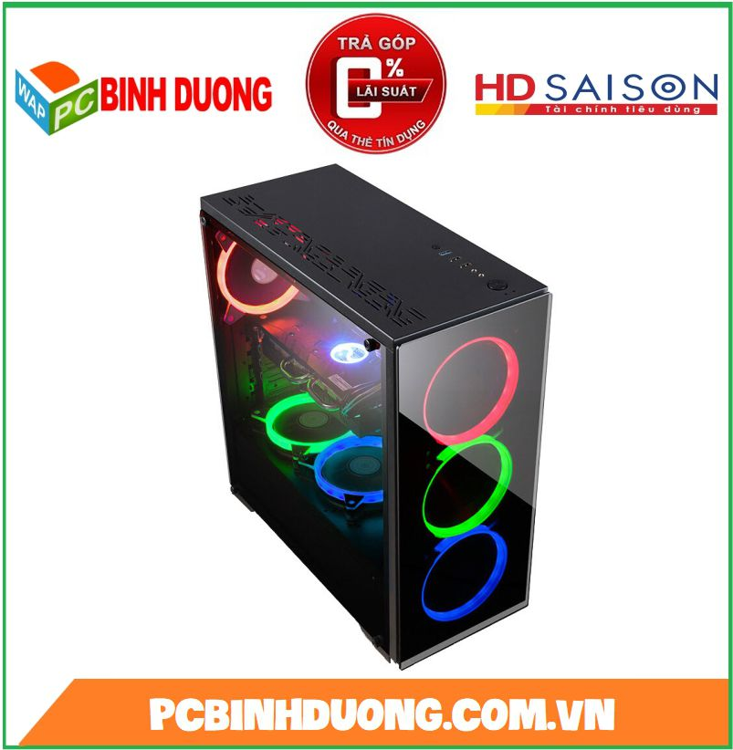 Case máy tính GOLDEN FIELD N17 Plus