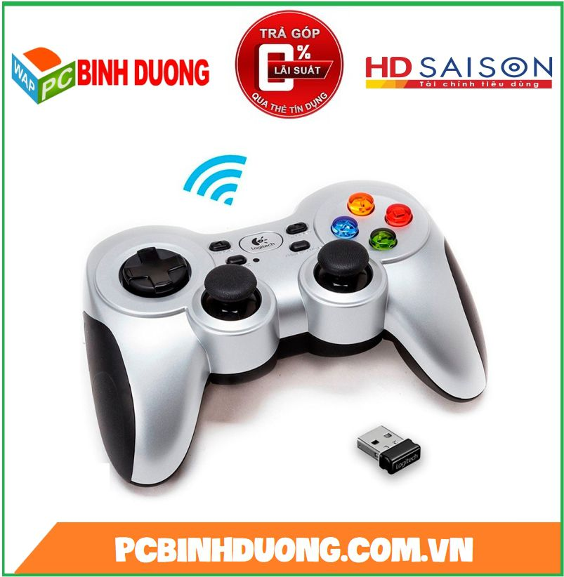Tay cầm Game pad Logitech F710 ( Wireless )