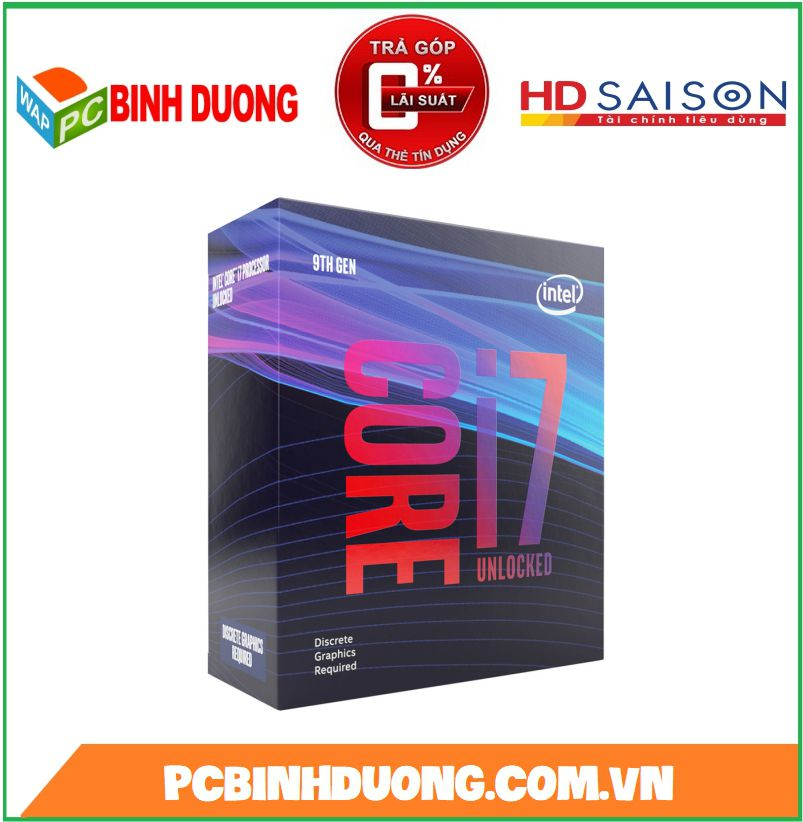 CPU INTEL Core i7-9700KF 3.6GHz up to 4.90 GHz, 12MB) - 1151-V2