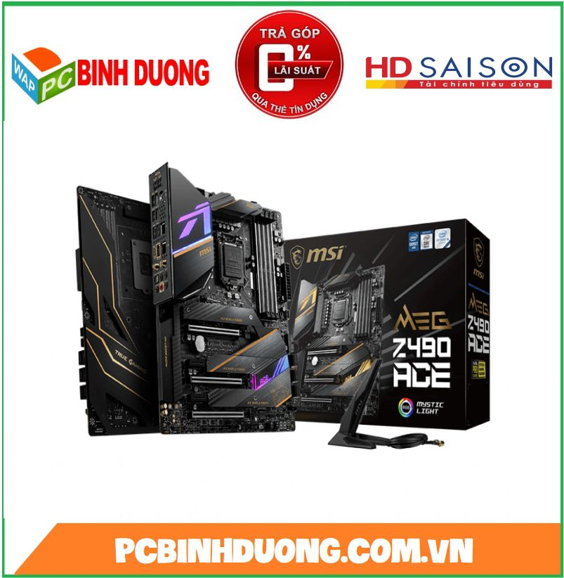Mainboard MSI MEG Z490 ACE