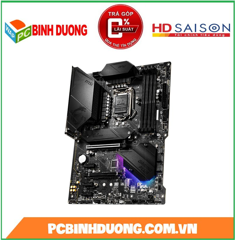 Mainboard MSI MAG Z490 Gaming Plus