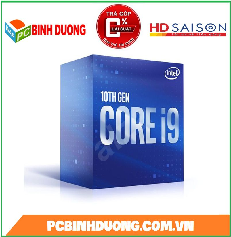 CPU CORE I9-10900F ( 2.8GHZ TURBO 5.2GHZ )