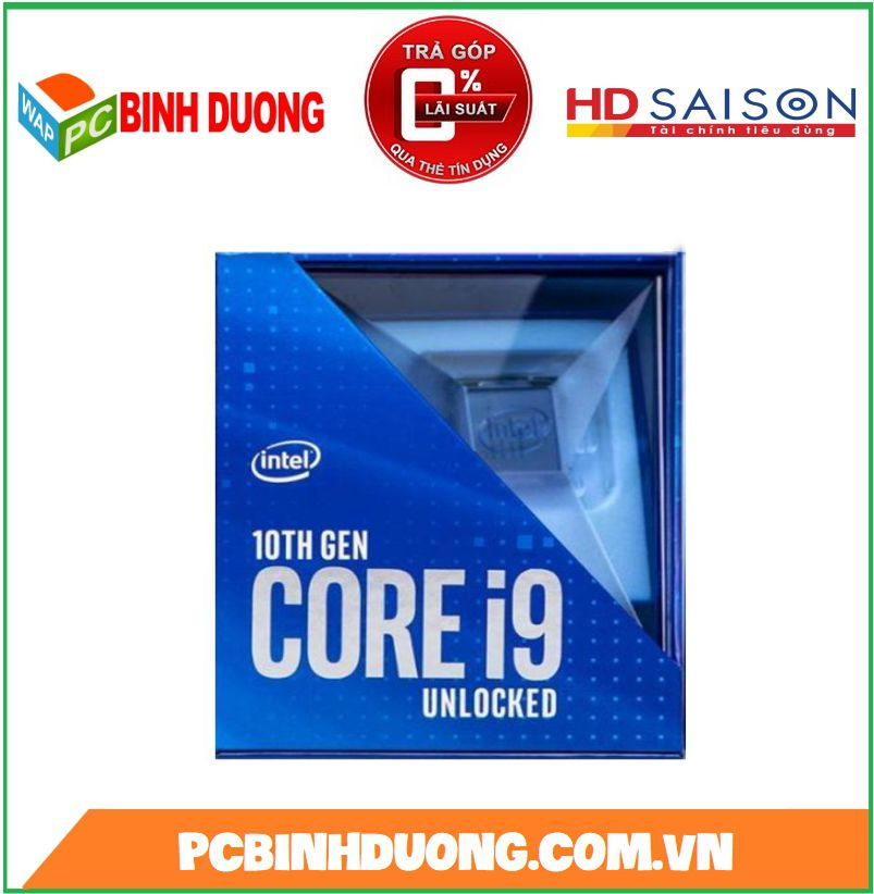 CPU CORE I9-10900KF ( 3.7GHZ TURBO 5.3GHZ )