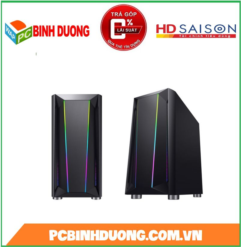Case VSP Gaming B16 LED RGB