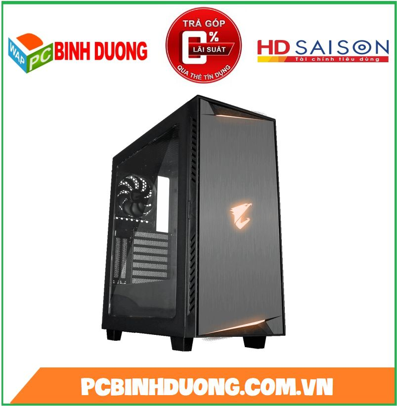 CASE GIGABYTE AORUS GP-AC300W LED RGB