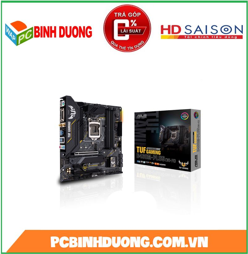 Mainboard ASUS TUF B460M-PLUS (WIFI