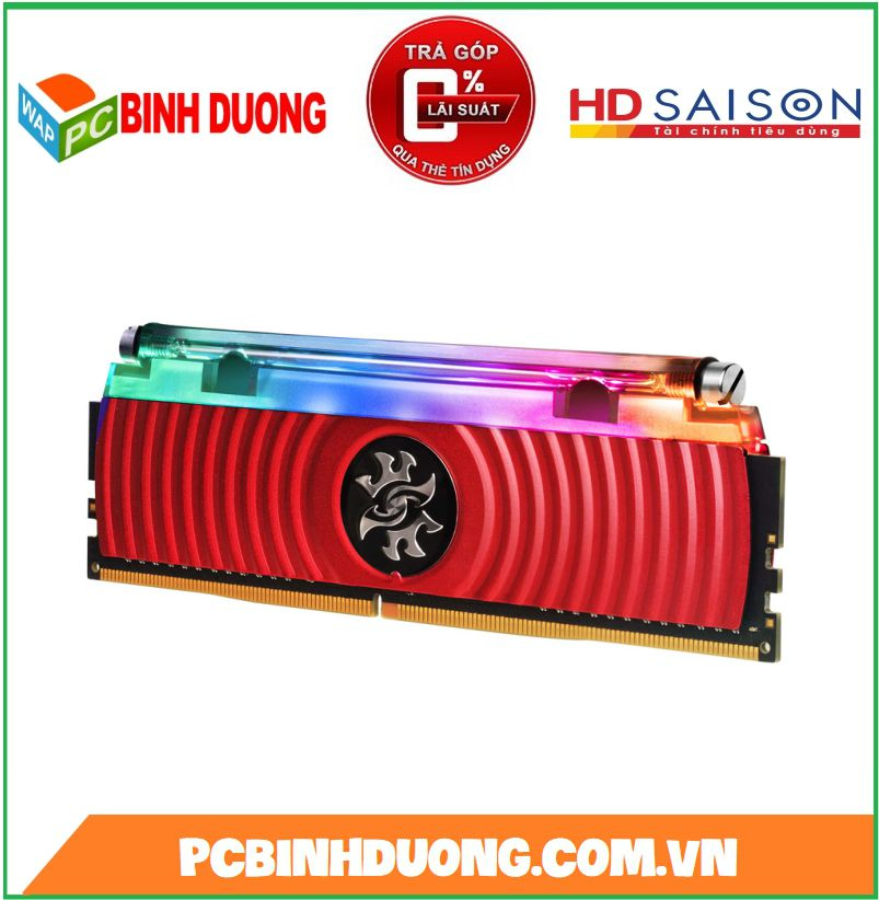 Ram ADATA XPG Spectrix D80 DDR4 8GB/3000Mhz Liquid Cooling