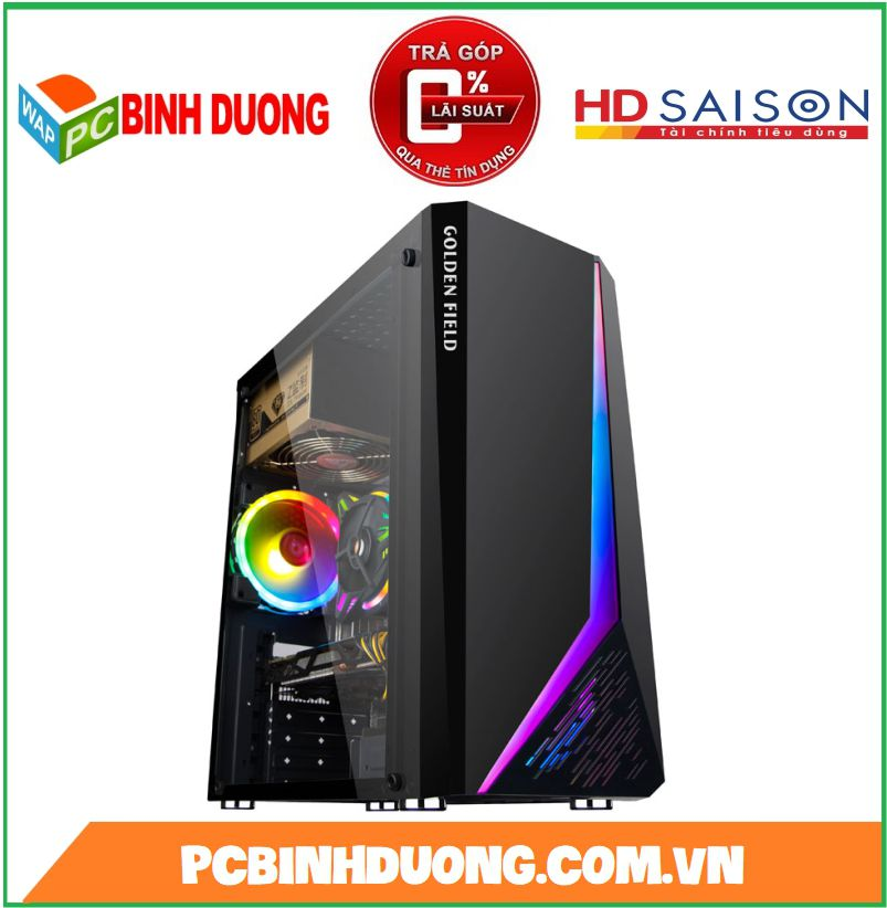Case Golden Field L8-RGB