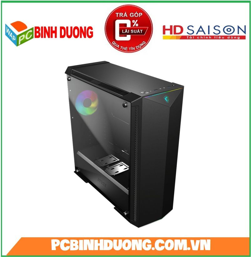 Vỏ Case MSI MPG GUNGNIR 100 Mid Tower Led RGB