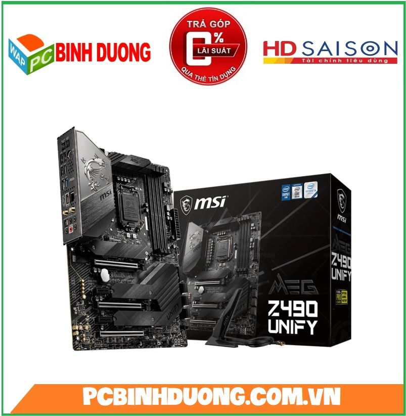 Mainboard MSI MEG Z490 Unify  Wifi 6